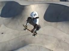 Asher skating