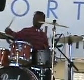 10 year old drummer at TCU