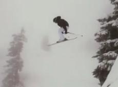 Kamalei freestyle skiing 1
