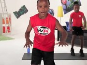 Fitness Video by The WorkOut Kid - YouTube