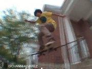 Giovanni Alvarez 10 Year Old Skater Raw Street Footage - YouTube