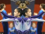 11 Year old USAG Gymnast competing Bars, Beam, Floor & Vault - YouTube